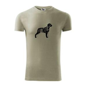 Rotvajler - Replay FIT pánské triko