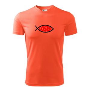 Rybaření - Loser - Pánské triko Fantasy sportovní (dresovina)