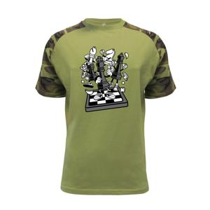Šachový stůl - Raglan Military