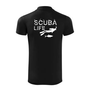 Scuba life - Polokošile Victory sportovní (dresovina)