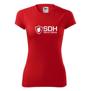 SDH emblem (vlastní název) - Dámské Fantasy sportovní