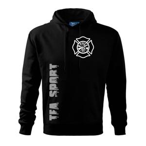 SDH TFA Sport ERB - Vlastní  nápis - Mikina s kapucí hooded sweater
