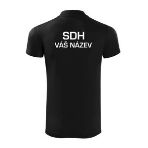 SDH TFA Sport ERB - Vlastní  nápis - Polokošile Victory sportovní