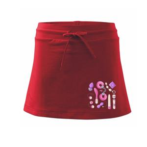 Sex vše co potřebuji - Sportovní sukně - two in one