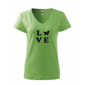 Shih Tzu love - Tričko dámské Dream