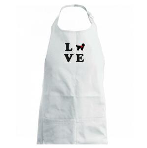 Shih Tzu love - Zástěra na vaření