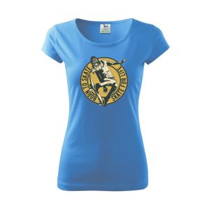 Skate girl - Pure dámské triko