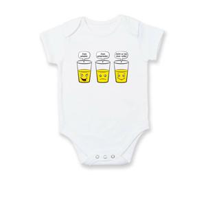 Skleničky - vodka (Hana-creative) - Body kojenecké