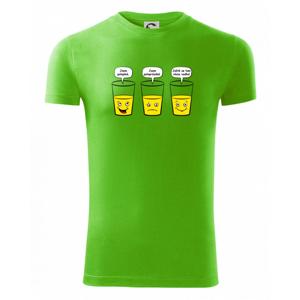 Skleničky - vodka (Hana-creative) - Viper FIT pánské triko