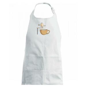 Skokan čaj - Dětská zástěra na vaření