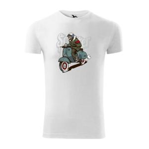 Skútr boy ve vaťáku - Replay FIT pánské triko