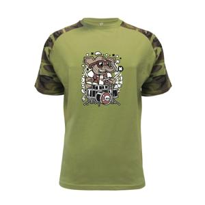 Slon bubeník - Raglan Military