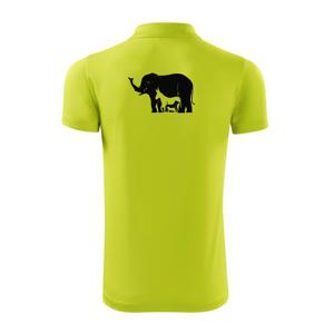 Slon, pes, kočka - Polokošile Victory sportovní