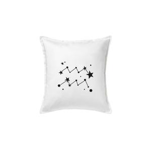 Souhvězdí - Aquarius - Vodnář - Polštář 50x50