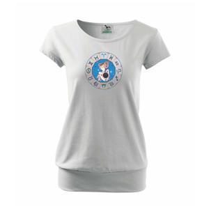 Souhvězdí beran barevné - Volné triko city