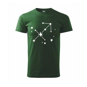 Souhvězdí - Sagittarius - Střelec - Triko Basic Extra velké