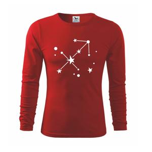 Souhvězdí - Sagittarius - Střelec - Triko dětské Long Sleeve
