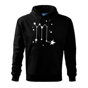 Souhvězdí - Scorpio - Štír - Mikina s kapucí hooded sweater