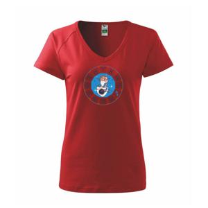 Souhvězdí střelec barevné - Tričko dámské Dream