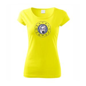 Souhvězdí vodnář barevné - Pure dámské triko