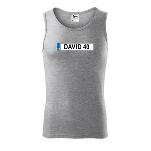 SPZ David 40 - Tílko pánské Core