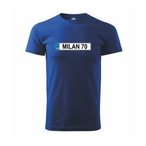 SPZ Milan 70 - Triko Basic Extra velké