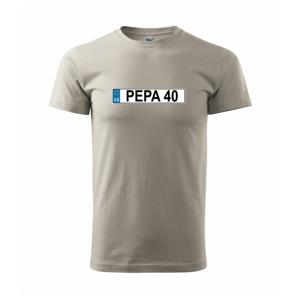 SPZ Pepa 40 - Heavy new - triko pánské