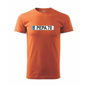 SPZ Pepa 70 - Heavy new - triko pánské