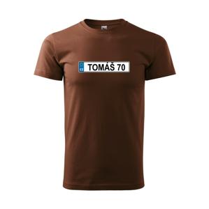 SPZ Tomáš 70 - Heavy new - triko pánské