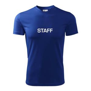 Staff - Pánské triko Fantasy sportovní (dresovina)