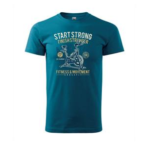 Start Strong - Triko Basic Extra velké