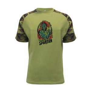 Super Spartan - Raglan Military