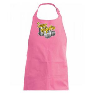 Super spojkařka - Zástěra na vaření