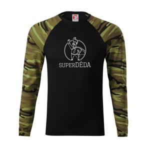 Superhrdina děda - Camouflage LS
