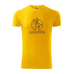 Superhrdina táta - Viper FIT pánské triko