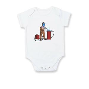 Svářeč pracuje - Body kojenecké