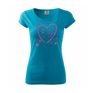 Svatba - Pure dámské triko