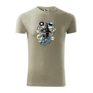 Svíčkař - Replay FIT pánské triko