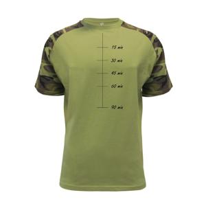 Sweat meter-minutes - Raglan Military