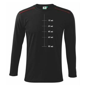 Sweat meter-minutes - Triko s dlouhým rukávem Long Sleeve