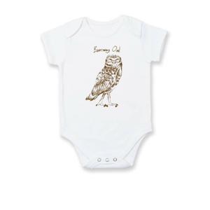 Sýček králičí burrowing owl - Body kojenecké