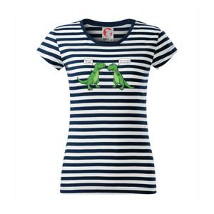 T-Rex - krátké ruce (Hana-creative) - Sailor dámské triko