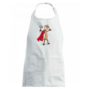 Tchoř jako Thor (Hana-creative) - Dětská zástěra na vaření