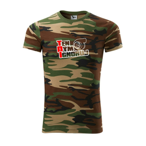 Ten dým ignoruj - Army CAMOUFLAGE