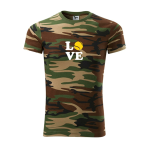 Tenis love - Army CAMOUFLAGE