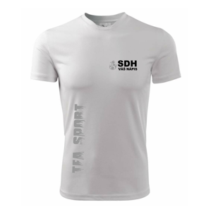 TFA Sport - reflexní - Pánské triko Fantasy sportovní (dresovina)
