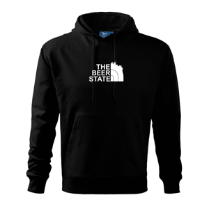 The Beer State - Praha - Mikina s kapucí hooded sweater
