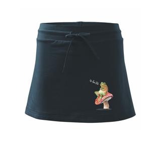 To chce klid žába - Sportovní sukně - two in one