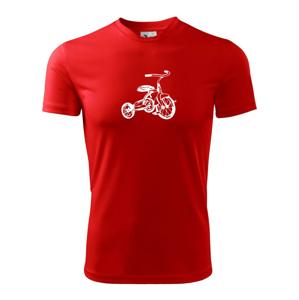 Tříkolka - Dětské triko Fantasy sportovní (dresovina)