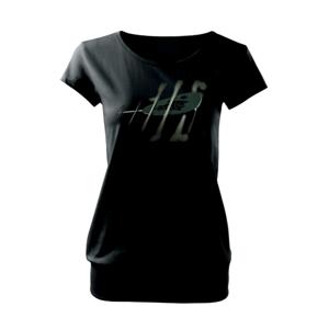 Trsátko - Volné triko city